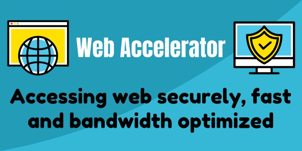 Web Accelerator Solution